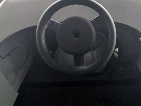 Bumper Cars Steering Wheel - Powerlion