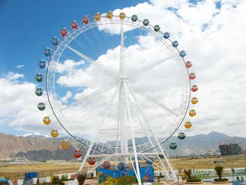 PL36G-Ferris Wheel For Sale - Powerlion