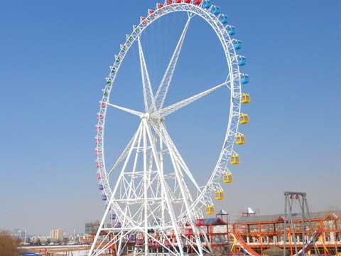 PL48G-Big Ferris Wheel For Sale - Powerlion