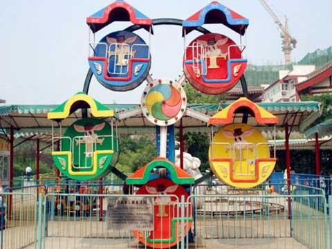 PL5G-Kiddie Ferris Wheel - Powerlion