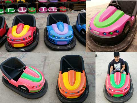 PLBC-BTB Dodgem Bumper Cars - Powerlion