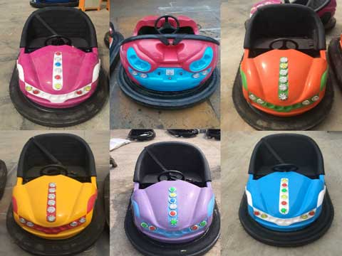 PLBC-BTD Battery Bumper Cars - Powerlion
