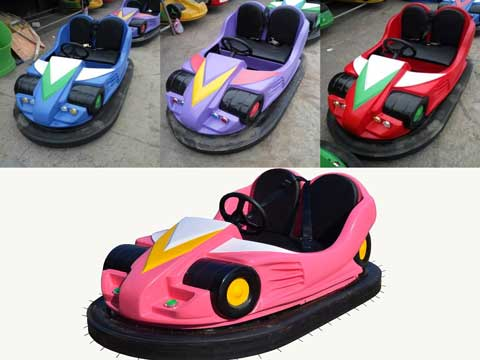 PLBC-BTG Amusement Park Bumper Cars - Powerlion