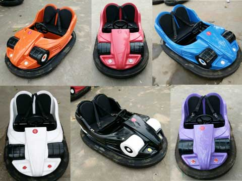 PLBC-BTJ New Bumper Cars For Sale - Powerlion