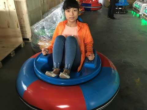 PLBC-IFB Inflatable Bumper Cars - Powerlion