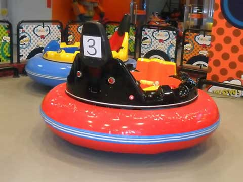 PLBC-IFD Inflatable Bumper Car From Powerlion