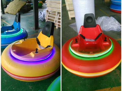 PLBC-IFE Inflatable Battery Operated Bumper Cars - Powerlion