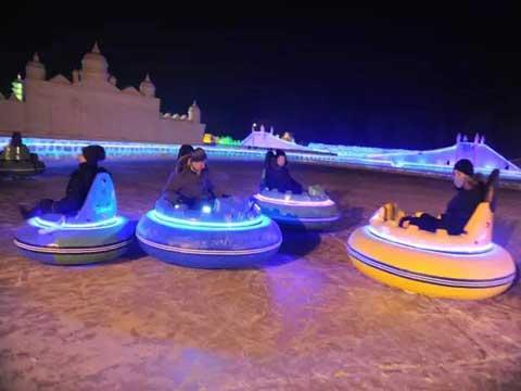 PLBC-IFF Inflatable Bumper Cars - Powerlion