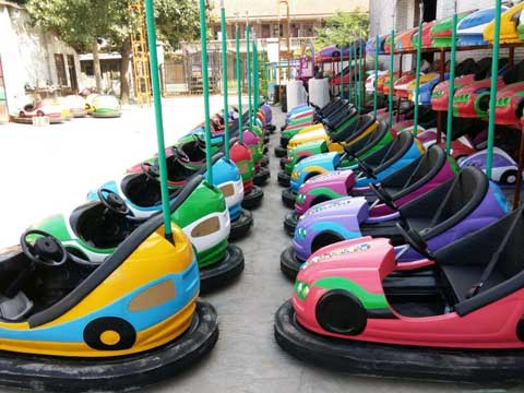 PLBC-SGB Sky Grid Bumper Cars For Sale - Powerlion Factory