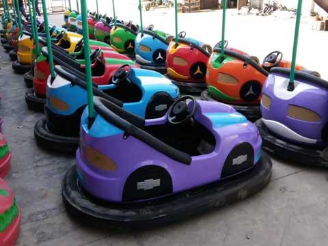 PLBC-SGC Sky Grid Bumper Cars For Sale - Powerlion