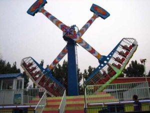 PLKR-16A Kamikaze Pendulum Rides - Powerlion