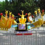 Happy Kangaroo Jump Amusement Rides For Sale