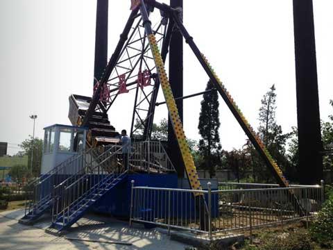 PLPS-32A Pirate Ship Amusement Park Ride - Powerlion