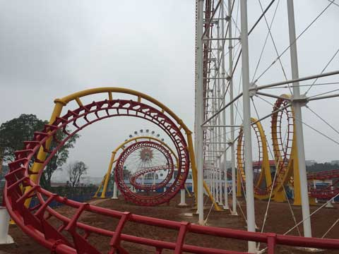 4R-Roller Coasters For Sale - Beston