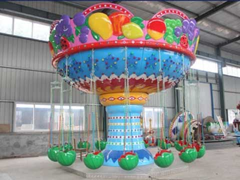 PLSR-16A Carnival Swing Ride For Sale - Powerlion