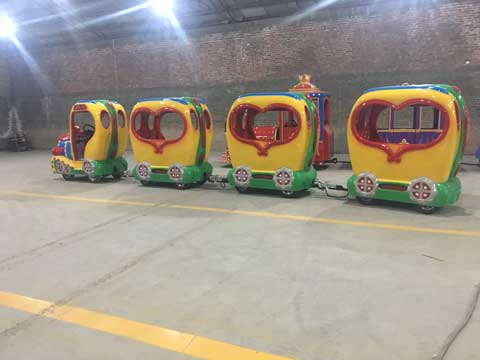 PLTT-3C Trackless Trains For Sale - Powerlion