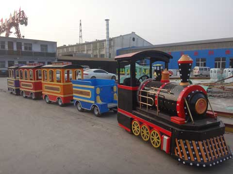 PLTT-4A Trackless Trains For Sale - Powerlion