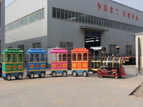 PLTT-4D Trackless Trains For Sale Cheap - Powerlion