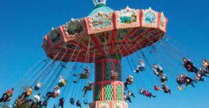 Popular Amusement Park Rides - Swing For Sale