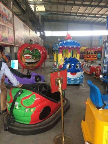 Popular Amusement Rides In Beston Factory