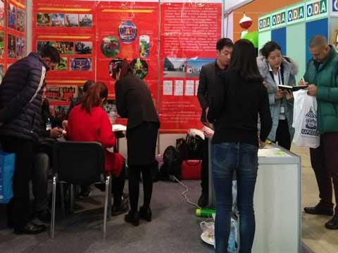 Beston Amusement Rides Supplier Exhibition Trade Show