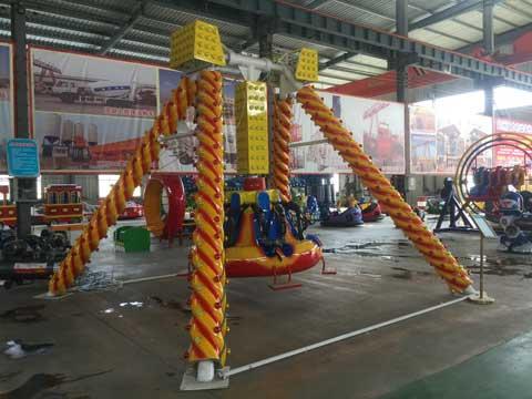 Small Pendulum Rides In Beston Factory
