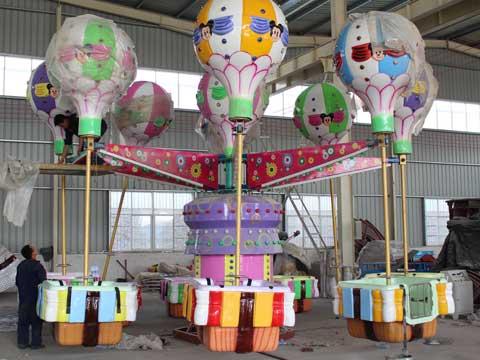 PSB-8B Samba Balloon Ride - Powerlion