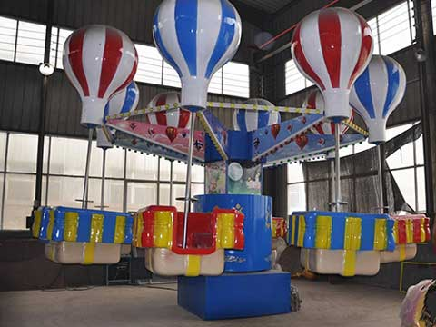 PSB-8F Samba Balloon Amusement Ride - Powerlion Manufacturer