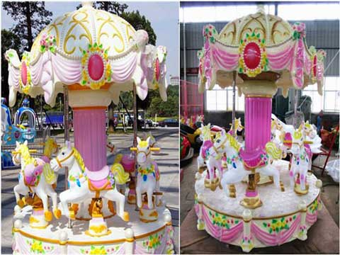 PLMC-6B Mini Carousel For Sale - Powerlion