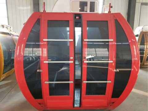 88m Ferris Wheel Gondola