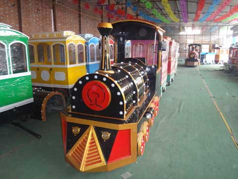 New Trains In Amusement Park Trains Manufacturer - Powerlion