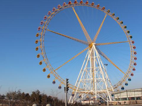 PLFW-A 88m Ferris Wheel For Sale - Powerlion