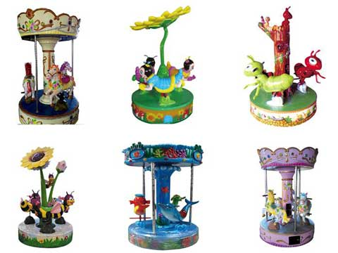 Mini Carousel Rides For Sale In Powerlion Supplier