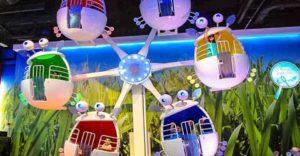 Mini Ferris Wheel Rides For Sale Cheap