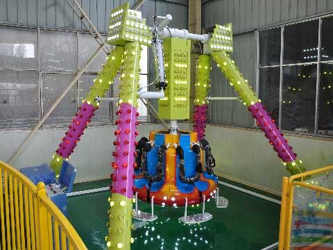 Amusement Swing Mini Pendulum Ride In Beston