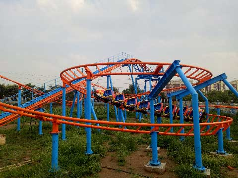 New Family Roller Coaster Amusement Rides