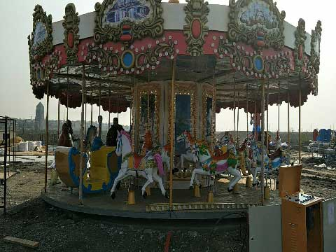 Beston Amusement Park Rides For Sale Russia