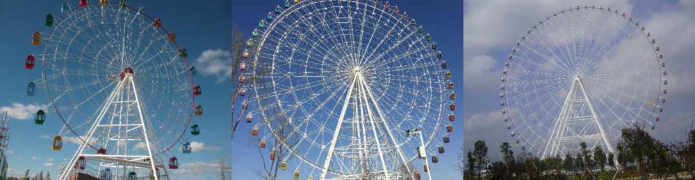 Amusement Park Ferris Wheel For Sale From Beston