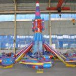 Amusement Park Self Control Airplane Ride For Sale