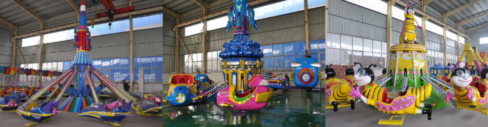 Amusement Park Self Control Rides For Sale From Beston Factory