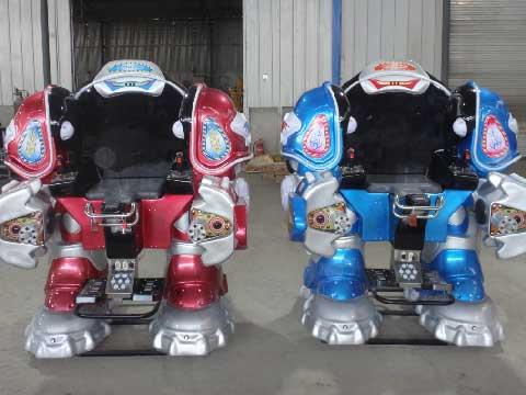 Amusement Robot Ride For Sale
