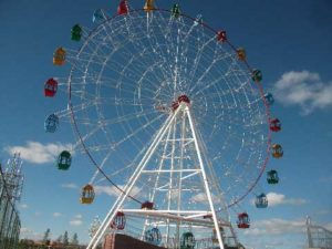 42m Ferris Wheel For Sale - Beston Factory