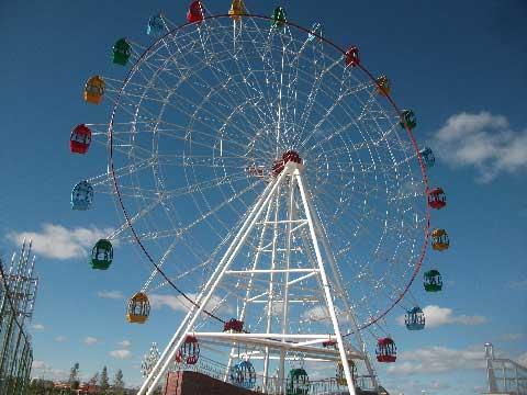 42m Ferris Wheel For Sale - Beston Factory
