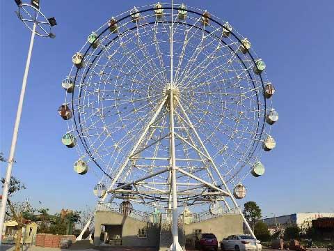 42m Ferris Wheel For Sale Cheap In Beston Supplier