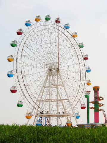 42m Ferris Wheel For Sale Cheap In Beston