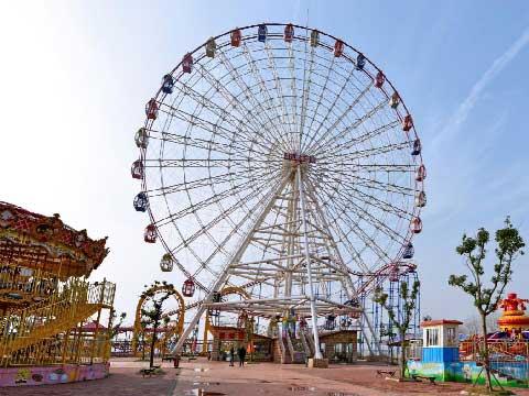 49m Ferris Wheel Rides For Sale In Beston Company