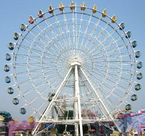 49m Ferris Wheel Rides For Sale From Beston Manufacturer