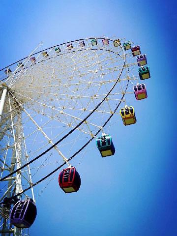 65m Amusement Rides Ferris Wheel For Sale In Beston Company