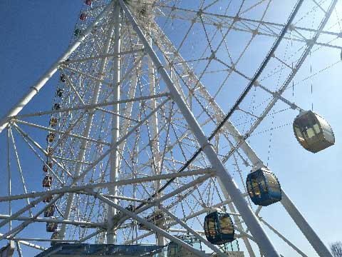 88m Carnival Ferris Wheel For Sale In Beston Supplier In China
