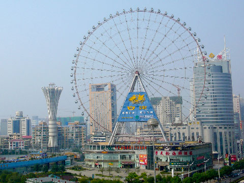 104m Amusement Park Ferris Wheel For Sale From Beston Company